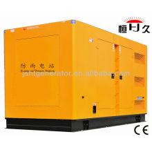 Kit de generación diesel impermeable de 125KVA CUMMINS (GF100C)