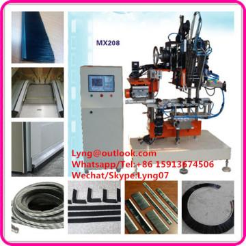 automatische Streifenbürstenmaschine