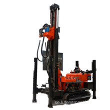 Full Hydraulisk Eingineering Crawler Drilling Rig