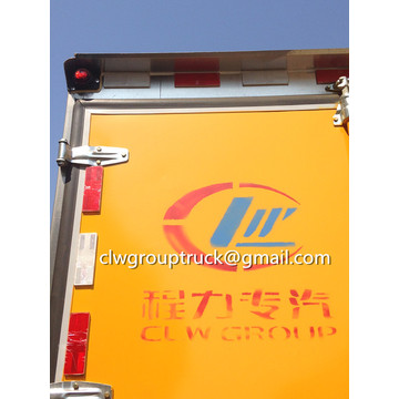 Guaranteed ISUZU 4X2 Explosion-proof Truck