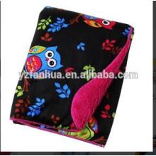 Enfants bébé enfants Sherpa couvertures fabricant Chine