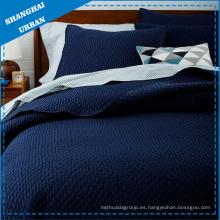 Edredón de ropa de cama 100% poliéster de textiles para el hogar