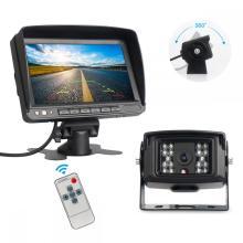 1080P Backup Cameera Reverse Monitor Display Kit