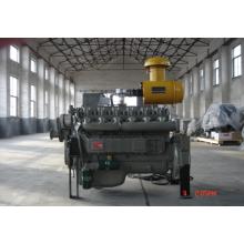 Gouverneur électrique 105 alésage course 125 gaz moteur 50Kw 58 66KW