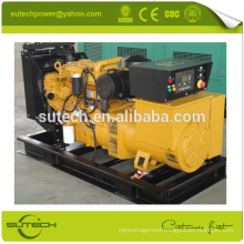 40Kw/50Kva electric diesel generator set, powered by 1103A-33TG1 engine