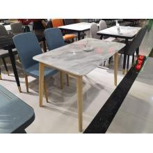 Custom 6 Sitzer modernes Design Marmor Dining