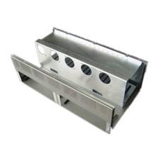 Fabrication de boîtiers métalliques