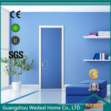 Индивидуальные двери дизайн-отеля в синем цвете (WDHO80)