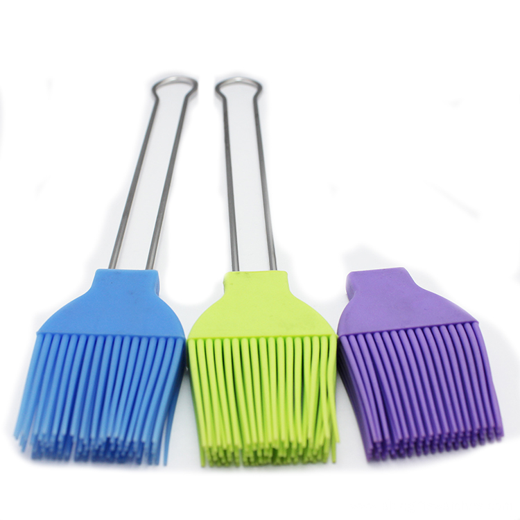 High quality silicone cleaning brush silicone kitchen tools