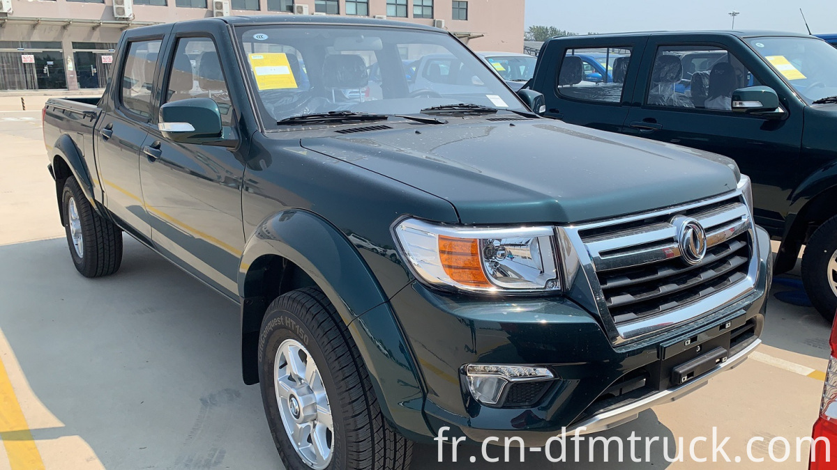 Dongfeng RICH 6 Pickup Truck (13)