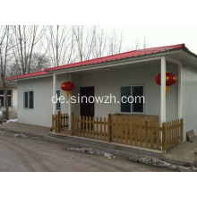 Prefab Homes Installieren von Sandwich Panel