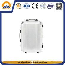 Largo carro aluminio Set de maletas para viaje de Hl-5301