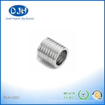 Compre imanes de anillo de neodinio de tierra rara para sensores