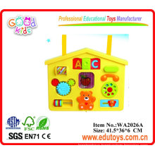 Children Indoor Play Center, Music House Toy For Kids