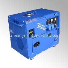 5kw Portable Super Silent Gasoline Generator Set (GG6500S)