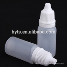 5 ml 10 ml 15 ml 20 ml 30 ml 50 ml 100 ml pe pointe de l'aiguille en plastique flacon compte-gouttes