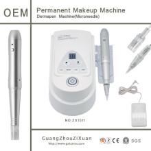 Máquina de micropigmentação profissional Goochie e sistema de micro-agulhas