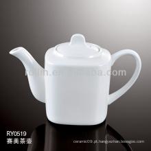Hotel e restaurante usado chá potes 700ml