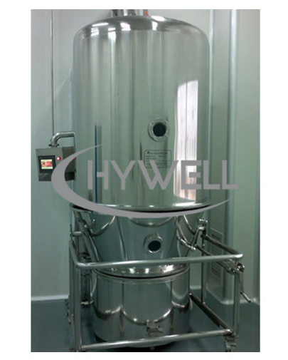 Granules High Efficient Boiling Dryer