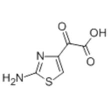 2-(2-Aminothiazol-4-yl)glyoxylic acid CAS 73150-67-1