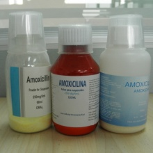 Amoxicillin Sodium Powder Suspension