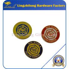 Stone Island Logo Emaille-Abzeichen zu verkaufen