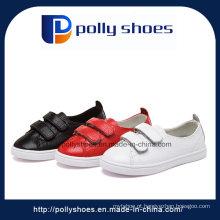 Fábrica da China por atacado sapatos de alta qualidade do bebê