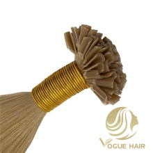 Melhores extensões de cabelo de ponta de unha 100% remy
