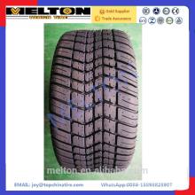 Neumático del carro de golf del precio barato de la fábrica del neumático de CHINA 205 / 50-10