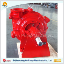 Cantilevered hydraulic phosphate mud pump with closed impeller