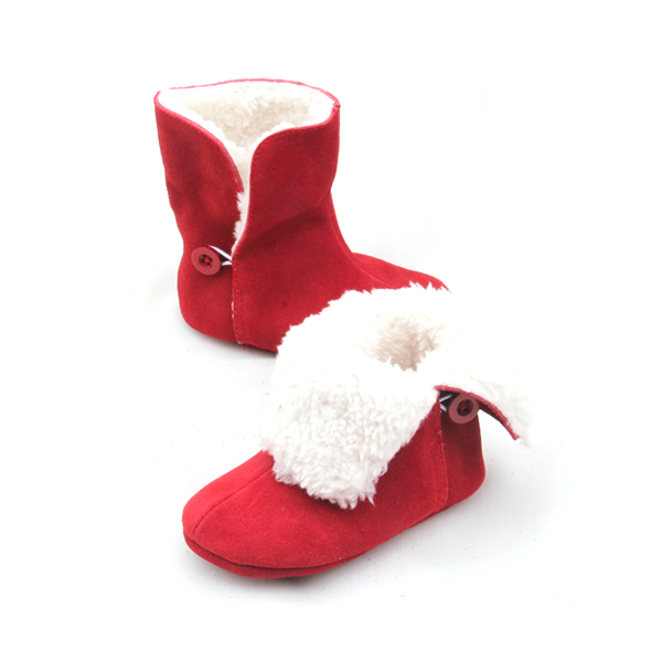 Kids Shoes Winter Boots Leather boots