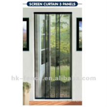 fiberglass door screen curtain