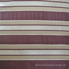 2016 Stripe Sofa Furniture Fabric with Metal