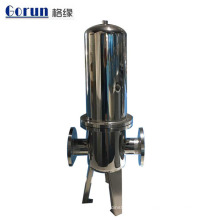 Liquid Bag Filter Housing. Ss304 Or Ss316l Material
