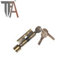 Furniture Hardware One Side Open Lock Cylinder