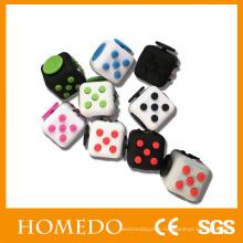 3.3cm Original Magic dice desk fidget cube relieves stress toy