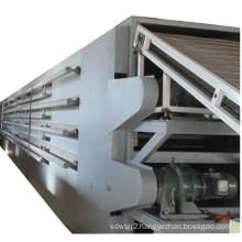 Best Price gum tragacanth multi-layer belt hot air circulation dryer dehydrator drying machine