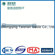 Factory Wholesale Prices!! High Purity hard drawn bare copper conductor