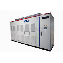 Статический генератор переменного тока высокого напряжения