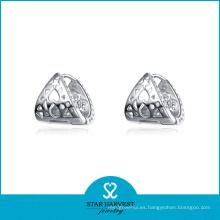 Pendiente de la vendimia de la plata esterlina de la venta al por mayor 925 (SH-E0080)
