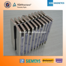 N52 Neodymium 3000 gauss magnet With Strong Magnetic Force