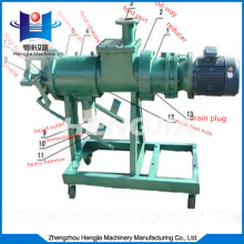 High technology livestock manure dehydrator with CE Approved