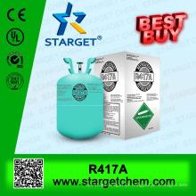 Gás refrigerante de alta pureza r417a com bom preço