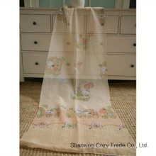 Cartoon Printing Design, Voile Printing Curtain Fabric for Kid, Baby