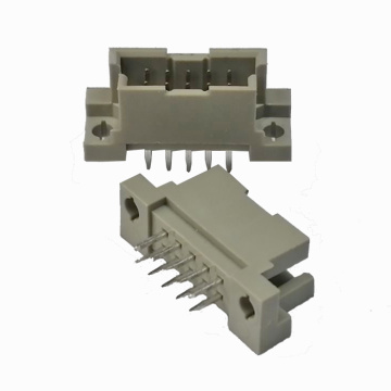 DIN41612 Vertical Plug Connectors-Inversed 10 Positions
