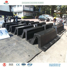 Arch Rubber Fenders & Cone Boat Fenders