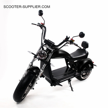 Fat Tire Scooter elektrikli citycoco