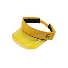 PVC combine cotton sun visor cap sports cap