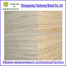 Hochwertiges, feuchtigkeitsbeständiges Sperrholz