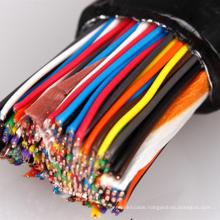 400/500/600*2*0.5 polyolefin insulated plastic coating  tape adhibit shielding polyolefin jacke city communication cable